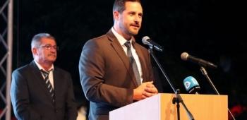 TONČI GLAVINA, izaslanik predsjednika Vlade Republike Hrvatske Andreja Plenkovića i državni tajnik ministarstva turizma i sporta