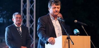 DAVOR LONČAR, načelnik Općine Poličnik i predstavnik općina