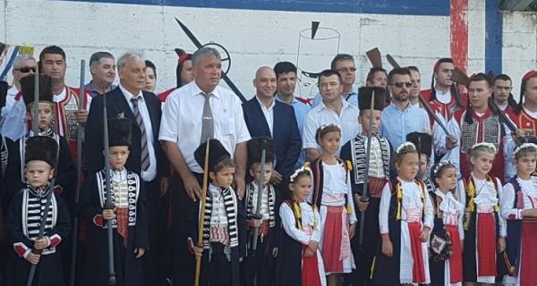 Kristijan Kapović, načelnik Općine Vir, prisustvovao je na 61. Vučkovića dječjoj alci