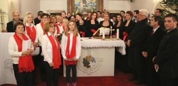 Klapska večer u župnoj crkvi svetog Jurja