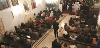 Božićno-novogodišnji klapski koncert u župnoj crkvi svetog Jurja
