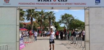 Održan 1. Virski triatlon