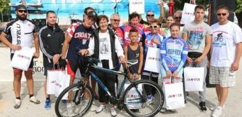 15. biciklijada Zadar - Vir