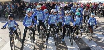 Božićna biciklijada Zadar - Vir