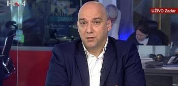 Nastup načelnika Općine Vir Kristijana Kapovića na HRT 4