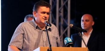 IVAN TOLIĆ, izaslanik gradonačelnika Grada Zagreba Milana Bandića i predstavnik gradova