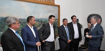Virska delegacija boravila u prijateljskom gradu Oslavanyju u Češkoj Republici